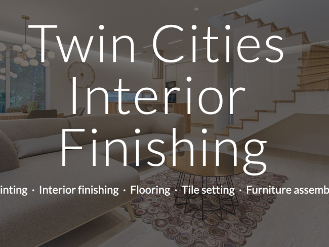 Twin Cities Interior Finishing